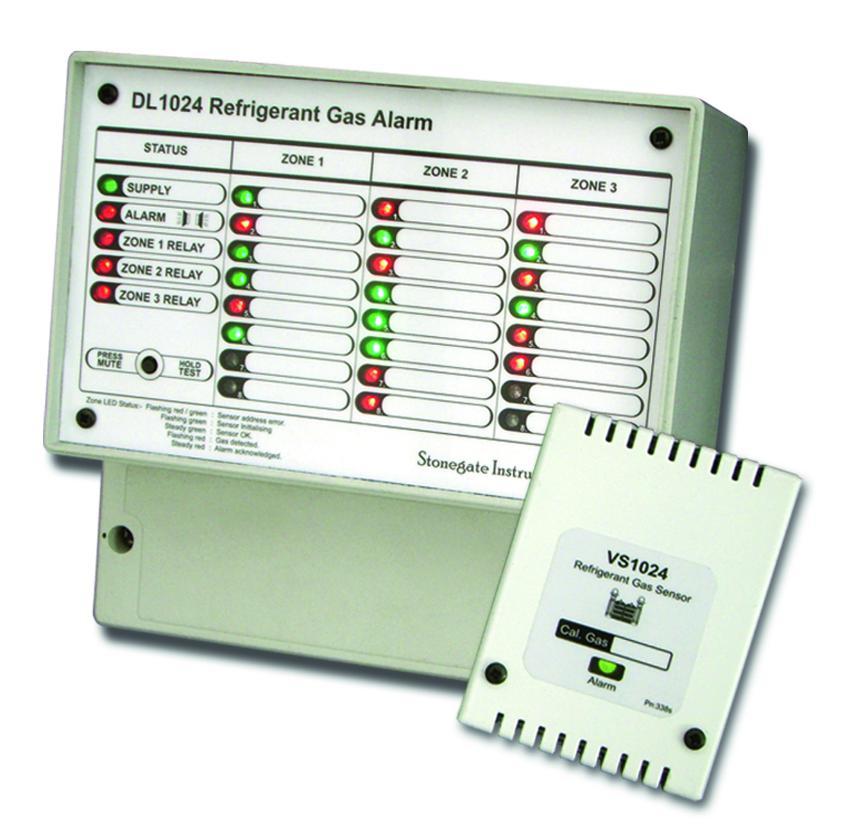 leak detection refrigerant f-gas refrigeration safety