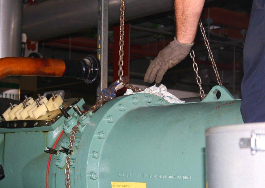 hvac refrigeration compressor bitzer green point