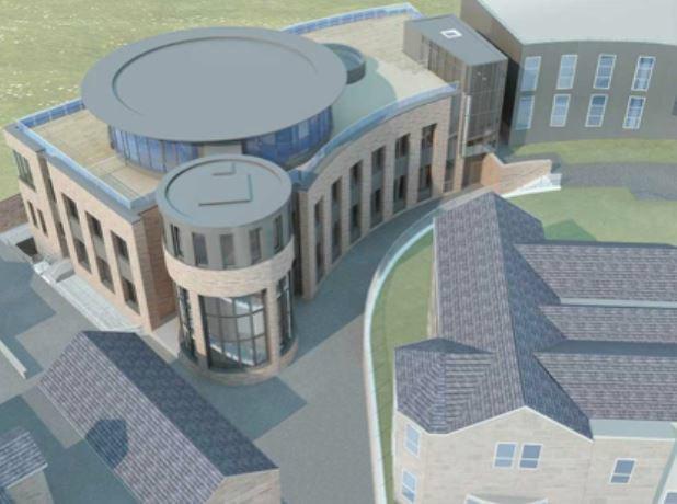 higgs centre edinburgh innovation pipework flexenergy pre-insulated