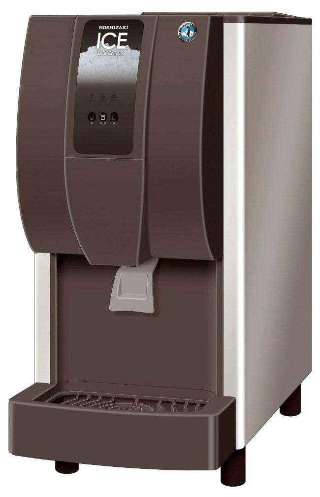 hoshizaki ice maker dispenser hygiene contactless