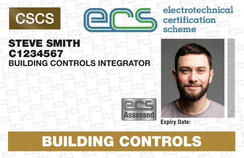 building controls integrator card BCIA