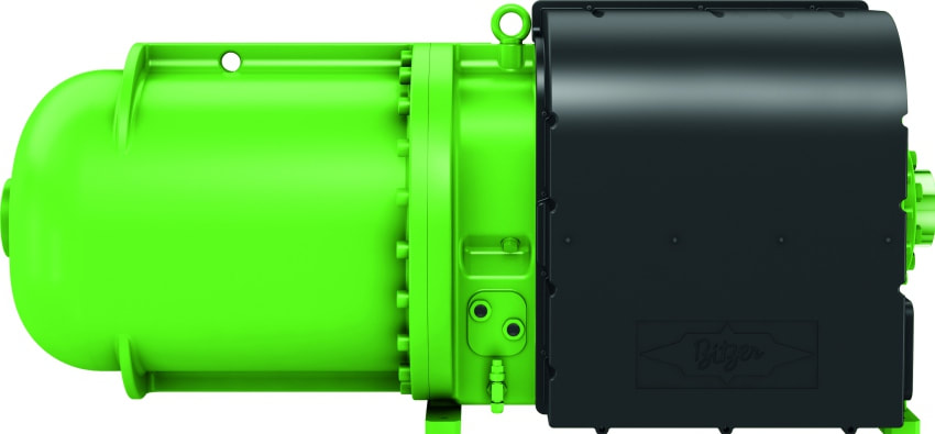screw compressor inverter india