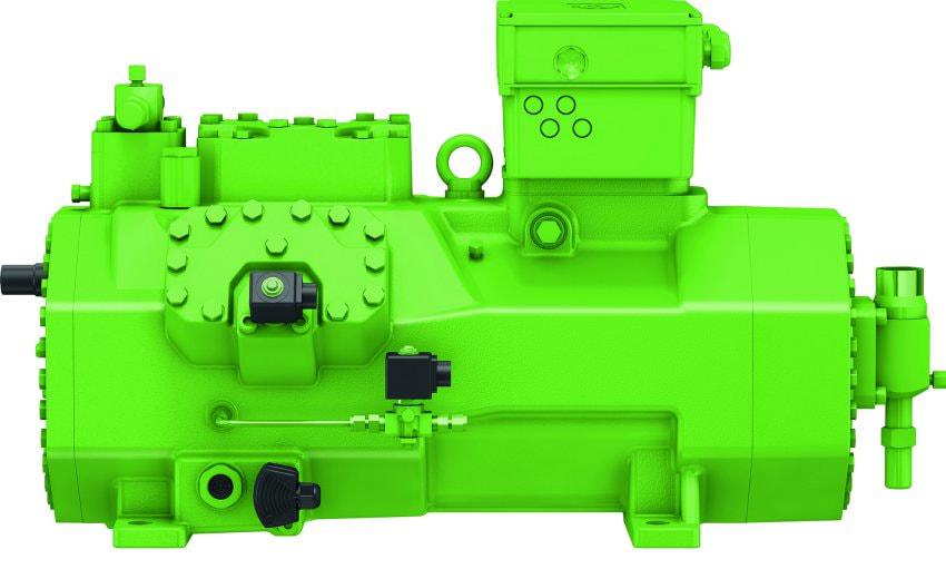 bitzer ecoline reciprocating compressor