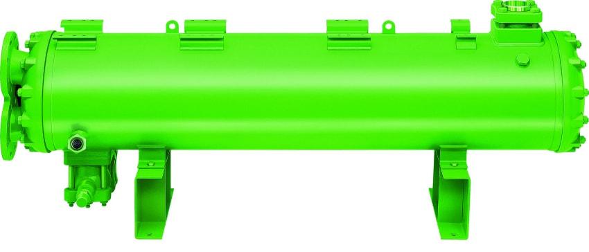 bitzer pressure vessel heat exchanger