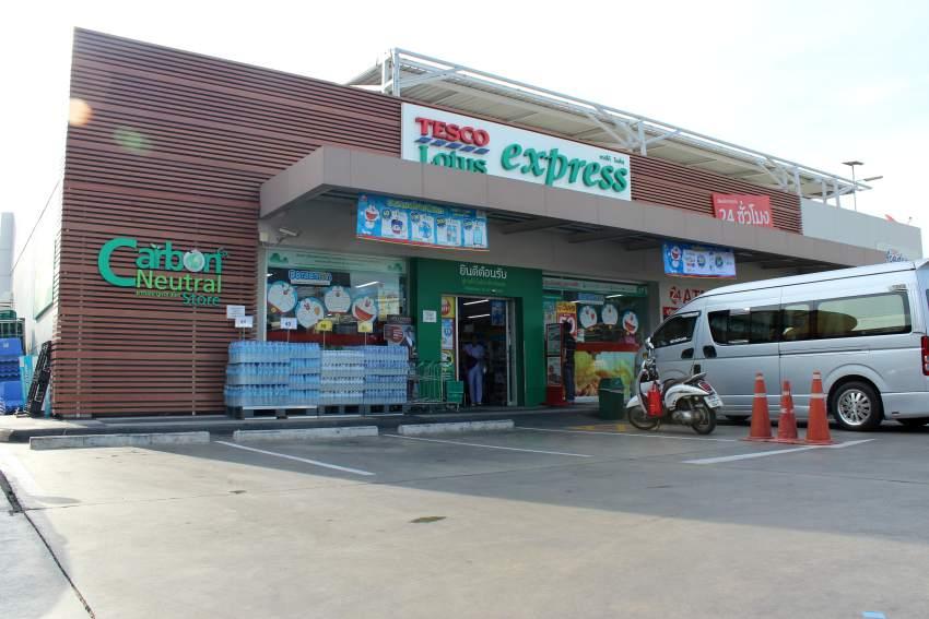 Tesco Thailand Honeywell Solstice refrigerant
