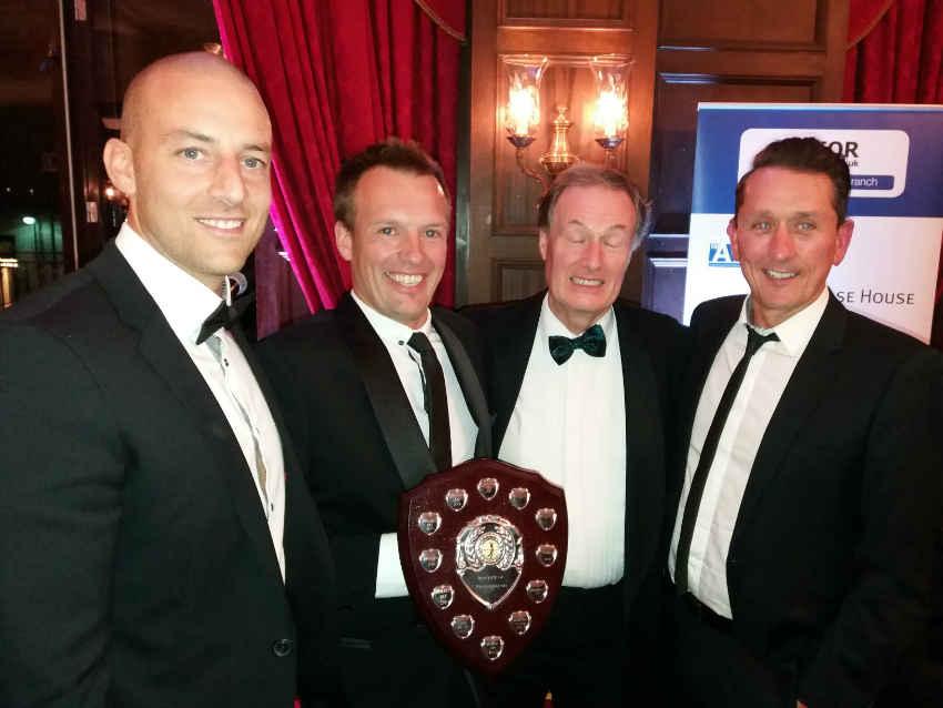 IoR Northern Region Golf Day Winners 2016