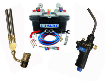 Javac brazing kit upgrades