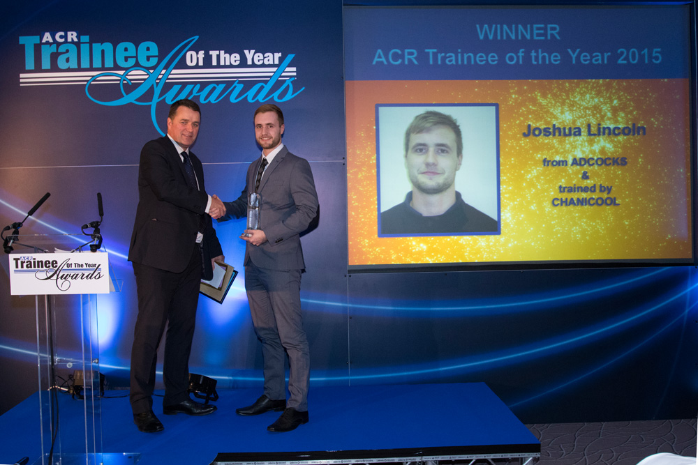 Joshua Lincoln, ACR Trainee of the Year 2015
