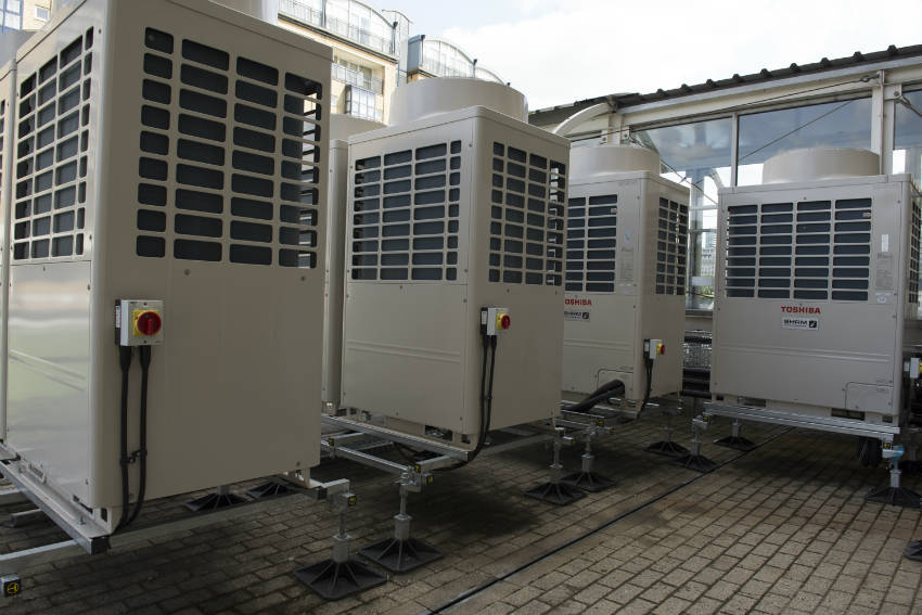 Toshiba air conditioning units
