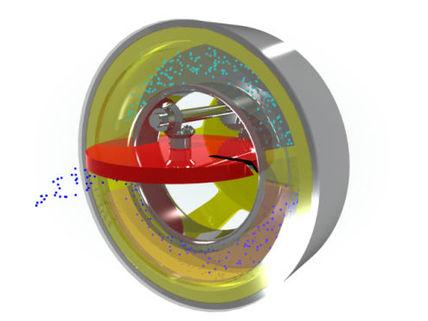 Lontra Blade Compressor