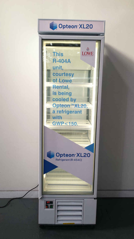 Chemours Opteon refrigerants