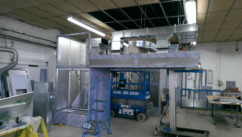 Mansfield Pollard recirculating canopy 1