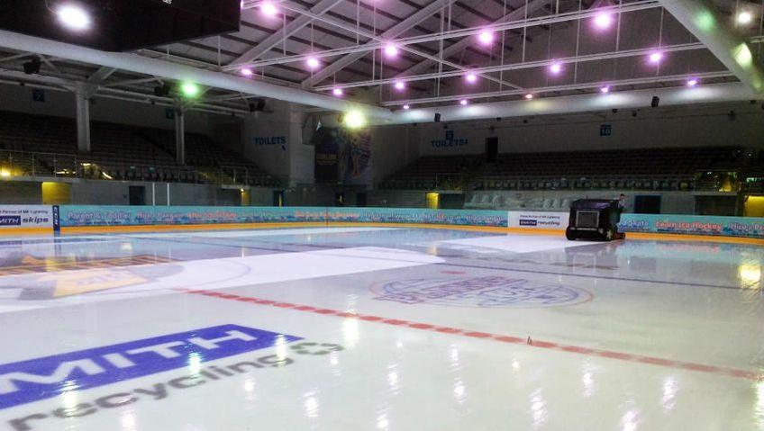 milton keynes ice rink