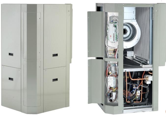 Modine geothermal heat pump