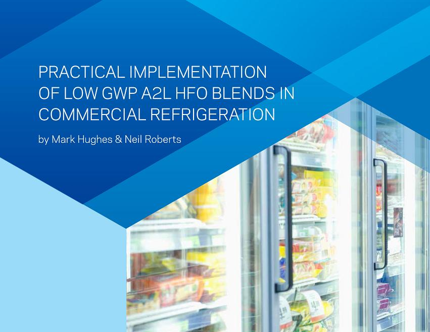 chemours refrigerant guidance low gwp f-gas a2l white paper