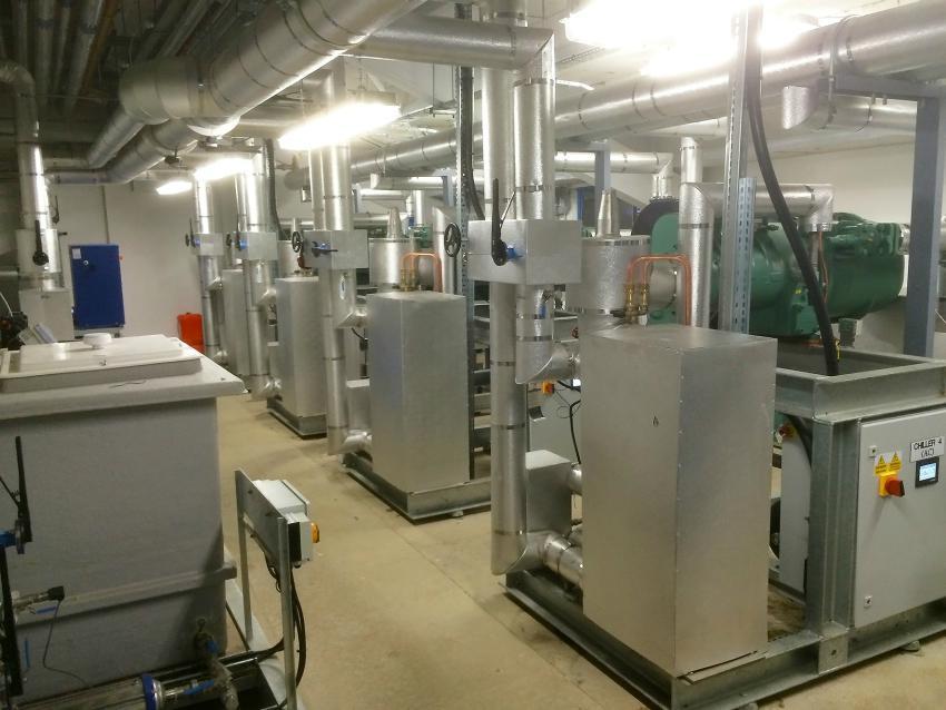 ice refrigeration compressor