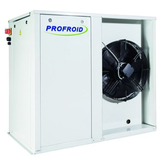 CO2 condensing unit refrigeration refrigerant