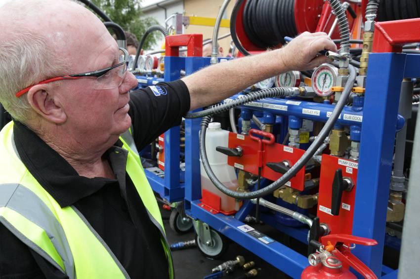 refrigerant recovery F-Gas R404A
