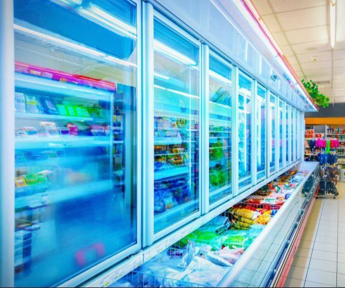 retail refrigeration convenience refrigerant HFC F-Gas