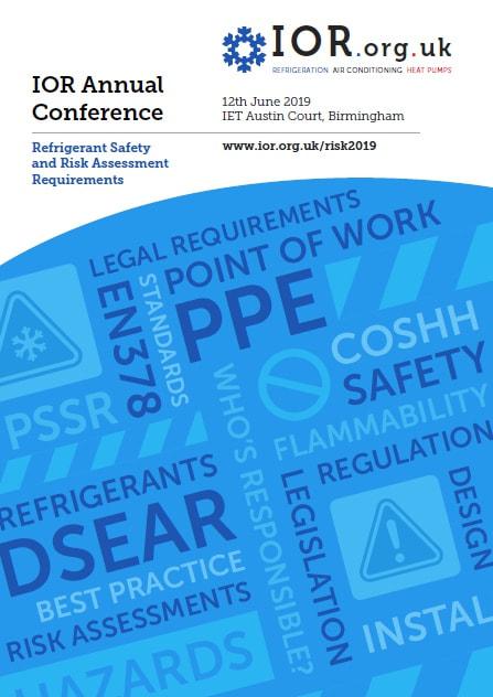 air conditioning refrigeration refrigerants risk assessment safety event birmingham