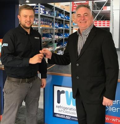 Refrigeration Wholesale RW opening Stockton
