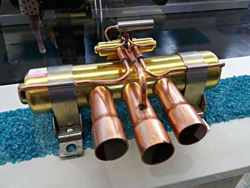 Sanhua valve 1