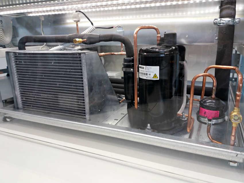 Sanhua components refrigeration