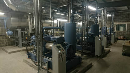 refrigeration ammonia refrigerant