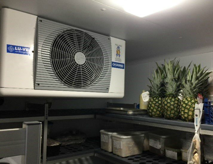 refrigeration CO2 hotel low GWP environment F-Gas refrigerant