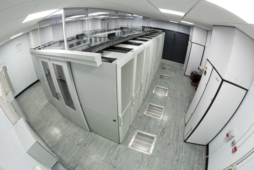 data centre cooling design maintenance