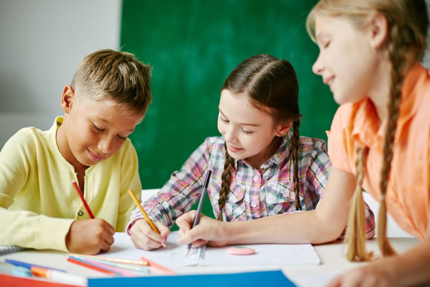 schools learning indoor air quality IAQ pollution