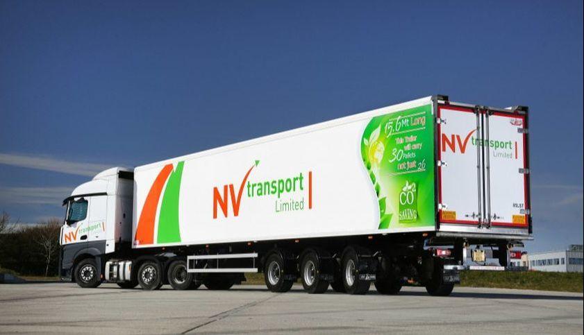 refrigerated transport trailer LST NV Transport Asset Alliance Group haulage