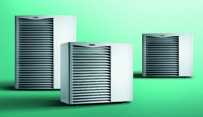 vaillant heat pump renewables energy air source