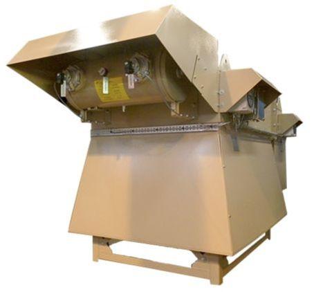HVAC filter house compressor