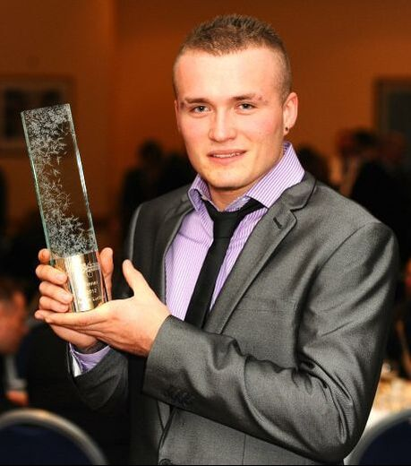 acr trainee apprentice award belfry winner engineer skills air conditioning refrigeration