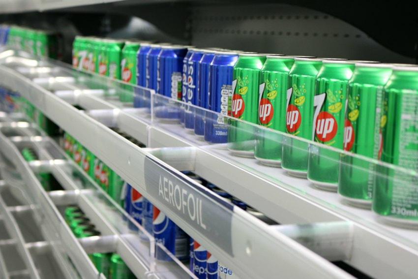 retail refrigeration aerofoil energy supermarket