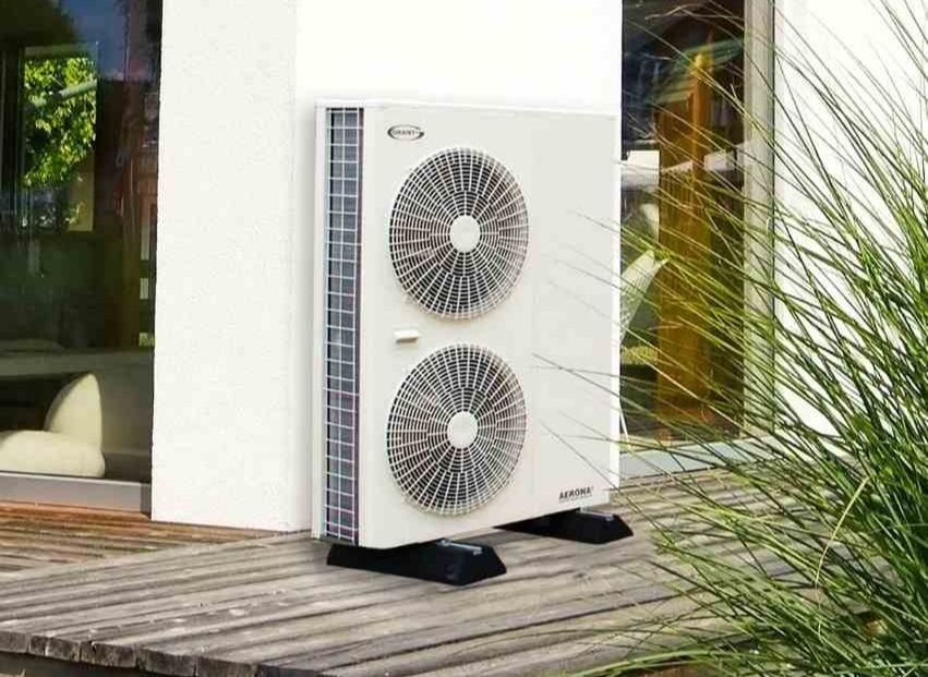 r32 air source heat pump