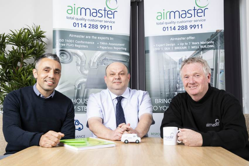 air conditioning mechanical services appointments sheffield airmaster
