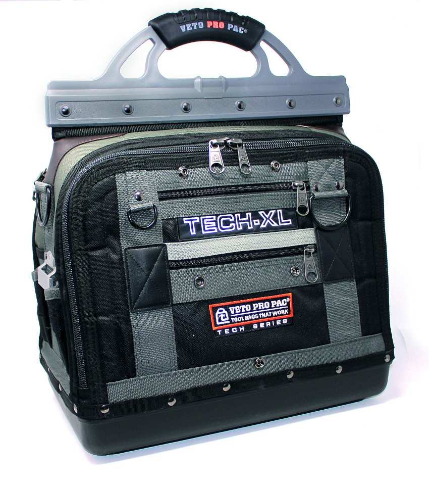 HVAC tool bag engineer installer