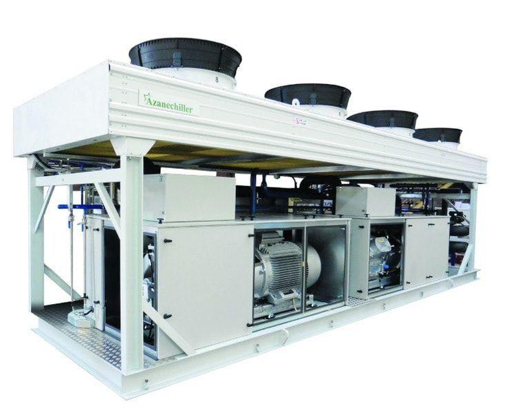 chiller ammonia snozone refrigeration