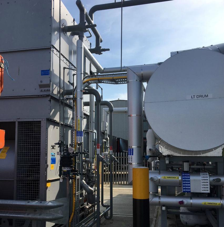 industrial refrigeration natural refrigerant ammonia responsibility carbon footprint environment