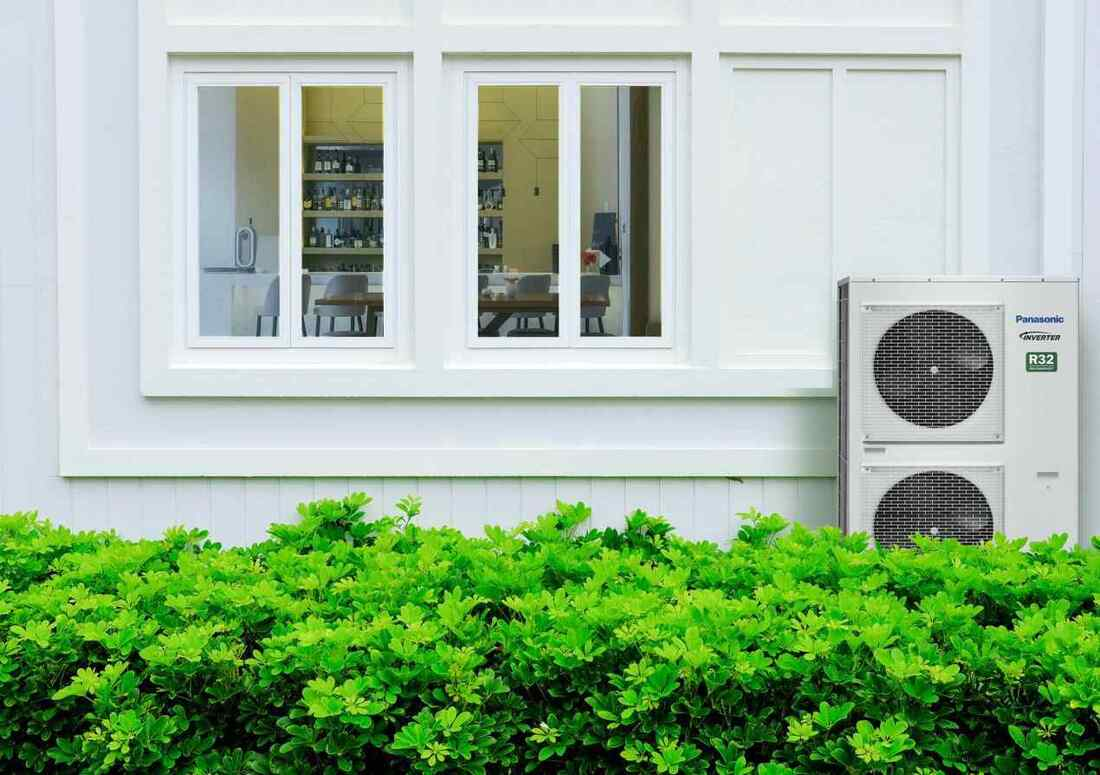 air conditioning split systems r32 refrigerant panasonic Big PACi
