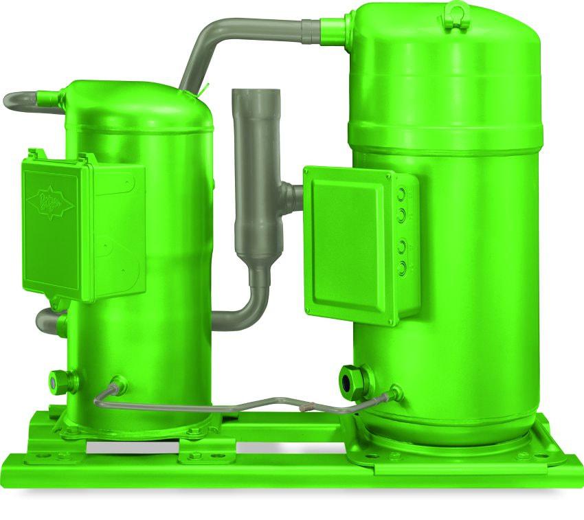Bitzer orbit scroll compressor a2l refrigerant