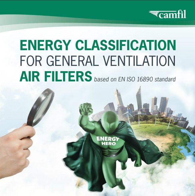 filtration ventilation energy efficiency indoor air quality filtration Eurovent