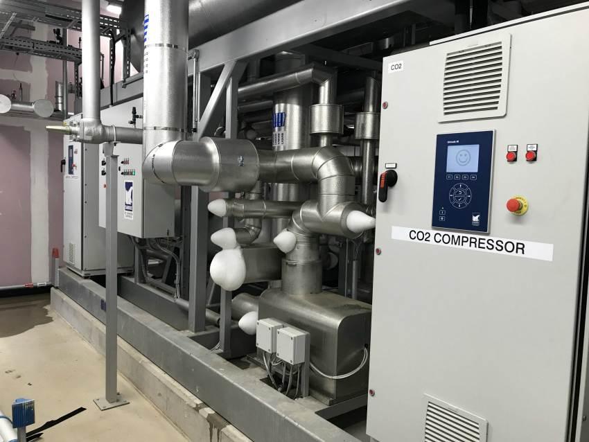 refrigeration environment