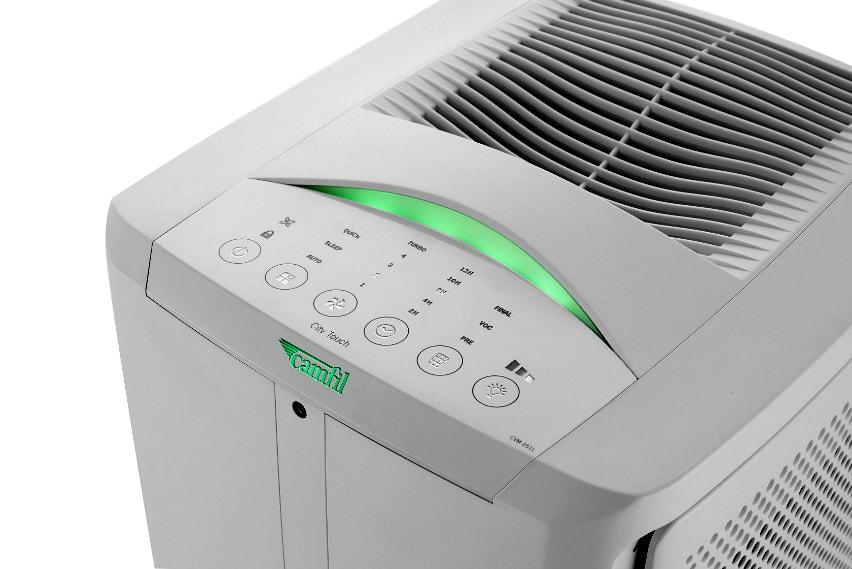 iaq indoor air quality pollution air purifier