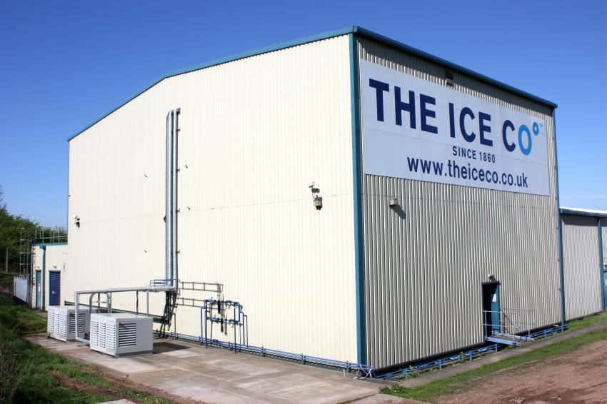 refrigeration condensing unit refrigerant F-Gas
