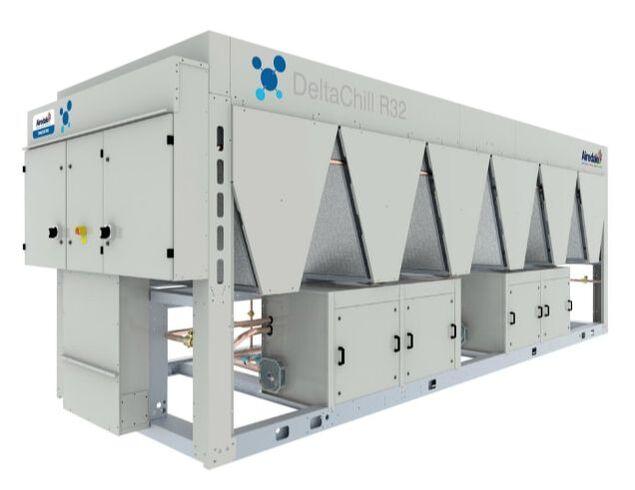 air conditioning chiller r32 refrigerant