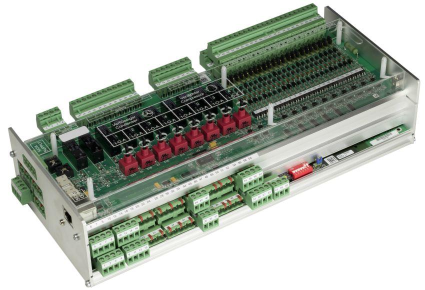 compressor control refrigeration modbus germany RACHP