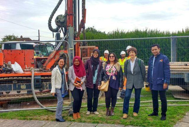 ground source heat pump indonesia uk